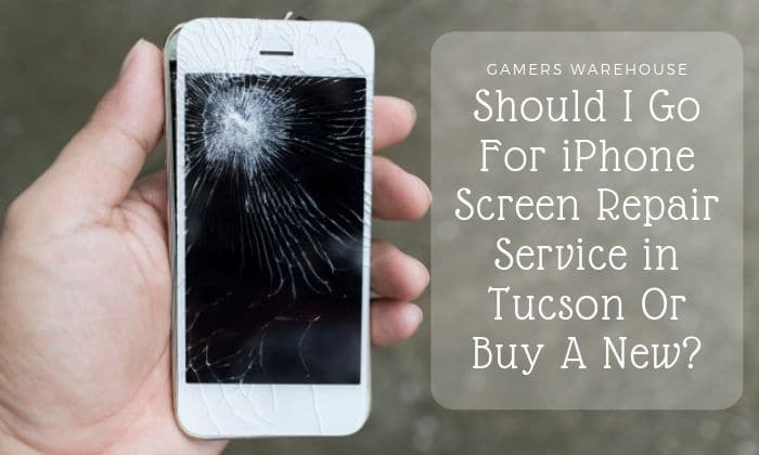 The Dilemma Of Buying a New Phone Vs iPhone Screen Repair Service in Tucson