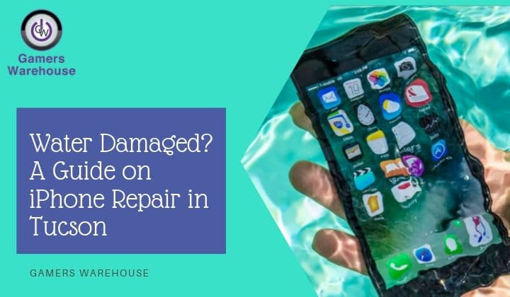 Where to Go For iPhone Repair in Tucson if Your Phone Has Water Damage